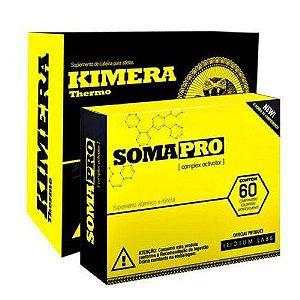 Combo Kimera + Somapro - Emagrecimento e Definição - Iridium Labs