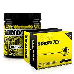 Combo SomaPro + Kimera + Minotauro - Iridium Labs