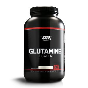 Glutamina Powder - 300g - Black Line - Optimum Nutrition
