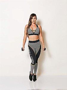 Calça Legging Fuso 125 - Colcci Fitness