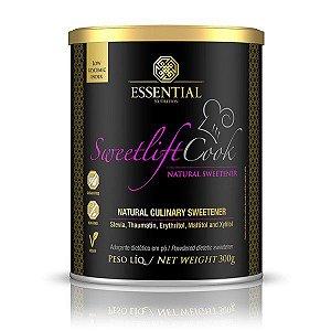 SweetLift Cook - Adoçante Natural de Taumatina e Estevia - 300g - Essential