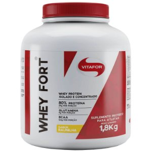 Whey Fort - 1,8kg - Vitafor