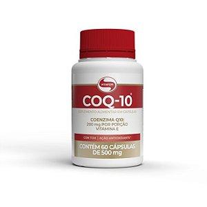 CoQ-10 Coenzima 100mg por cápsula - 60 cps - Vitafor