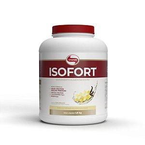 Isofort Whey Protein Isolate 1,8kg - Vitafor