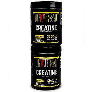 Combo Creatina Powder 400g - Universal Nutrition