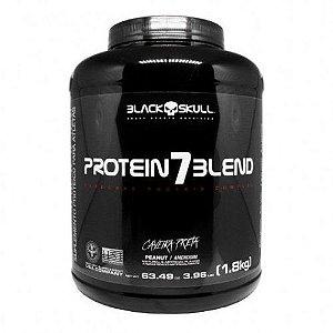 Protein 7 Blend Caveira Preta (1800g) - Black Skull