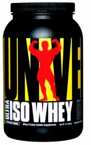 Ultra Iso Whey - Whey Protein Isolada - 900g - Universal