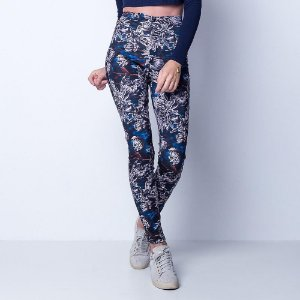 Disco Pants Blue Flowers – Labellamafia