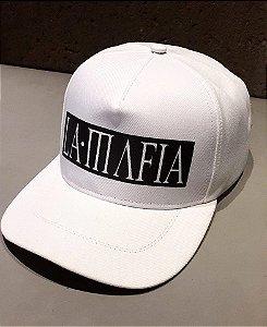 Boné Branco - Lamafia