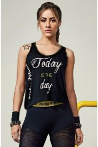 Blusa Today Is The Day - Colcci Fitness