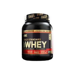Whey Protein 100% Gold Standard - 1.09kg (2,4lbs) - Optimum Nutrition
