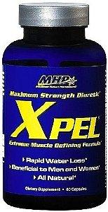Xpel MHP - Xtreme Diuretic (80cáps) - MHP