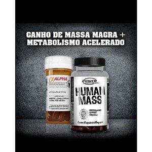 Kit Massa Magra + Metabolismo Acelerado
