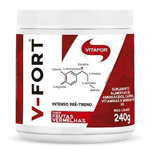 V-Fort Pré-Treino (240g) - Vitafor