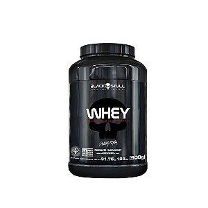 Whey - 900g - Black Skull