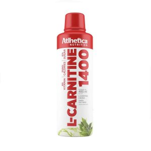L-CARNITINE 1400 (480 ml) - Atlhetica Nutrition