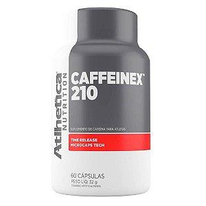 Caffeinex 210 (60 Caps) - Atlhetica Nutrition