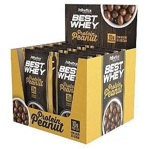 Best Whey Protein Protein Peanut (12 unidades 50g) - Atlhetica Nutrition