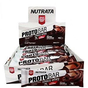 Protobar (Cx 8 Unidades) - Nutrata