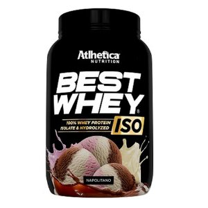 Best Whey ISOLADO (900g) -Atlhetica Nutrition