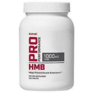 HMB Pro performance - 1000MG - (60 tabs) - GNC