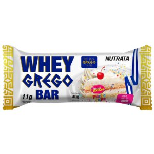 Whey Grego Bar (40g) Nutrata