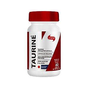 Taurine (60 Cápsulas) - Vitafor