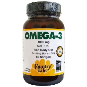 Omega 3 (50 softgels) - Country-Life