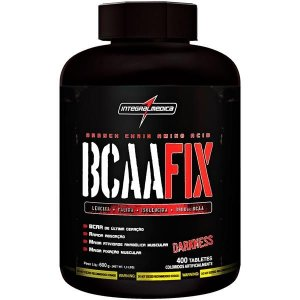 BCAA Fix Darkness (400caps) - Integralmédica