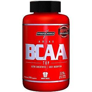 Amino BCAA Top (240 caps) - Integralmédica