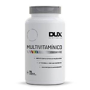 Multivitamínico - 90 Cápsulas - Dux Nutrition
