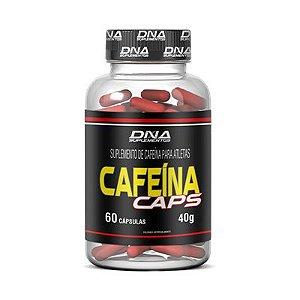 Cafeína 120 Cápsulas - DNA