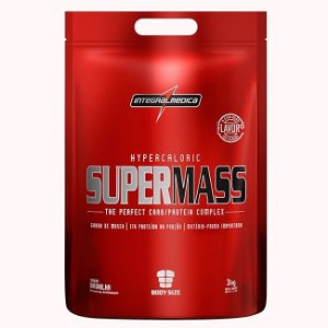 Supermass 3 Kg - Refil - Integralmédica
