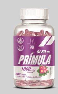 Óleo de Prímula 1000mg (60 softgel) - Health Labs