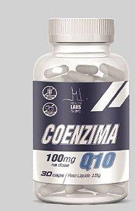 Coenzima Q10 100mg (30 capsulas) - Health Labs