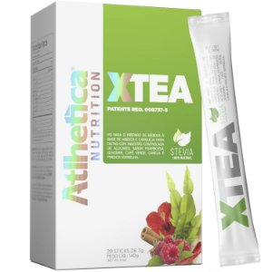 X-TEA  (20 saches) - Atlhetica Nutrition