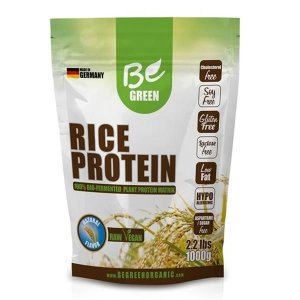 Be Green Rice Protein (1kg) - Be Green Organic