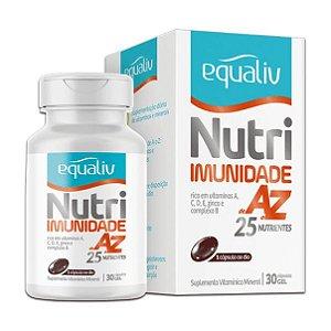 Nutri Imunidade - 30 Cápsulas - Equaliv