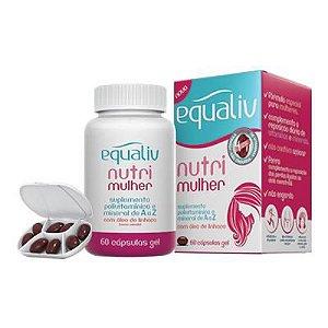 Nutri Mulher 60 Cápsulas - Equaliv