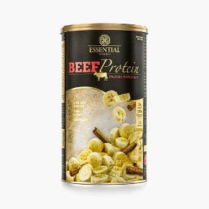Beef Protein Sabor Banana com Canela - 420g - Essential Nutririon