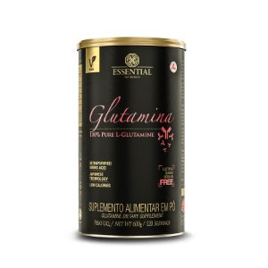 Glutamina 600g - Essential