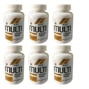Kit 6x Multi Vitamínico A-z - 90 Tabletes cada - Health Labs