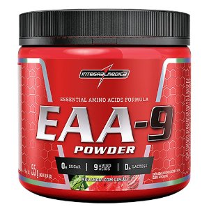 EAA-9 (155g) Aminoácidos Essenciais - Integralmédica