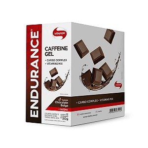 Endurance Caffeine Gel Caixa com 12 Saches 30g - Vitafor