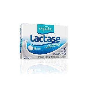 Enzima Lactase (intolerância A Lactose) 30 comprimidos - Equaliv