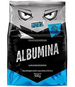 Albumina Desidratada (500g) - Proteína Pura