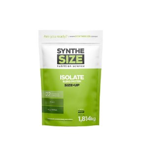 Isolate Blend Protein 1,8kg - Synthesize