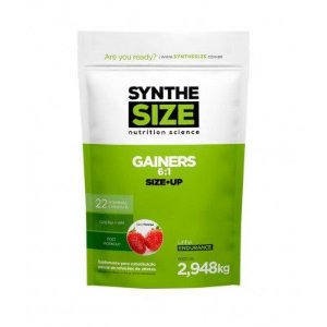 Mass Hipercalórico Gainers 6:1 (3Kg) - Synthesize