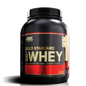 Whey Protein 100% Gold Standard 5 lbs (2270g) - Optimum Nutrition