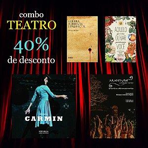 Combo TEATRO (4 livros)